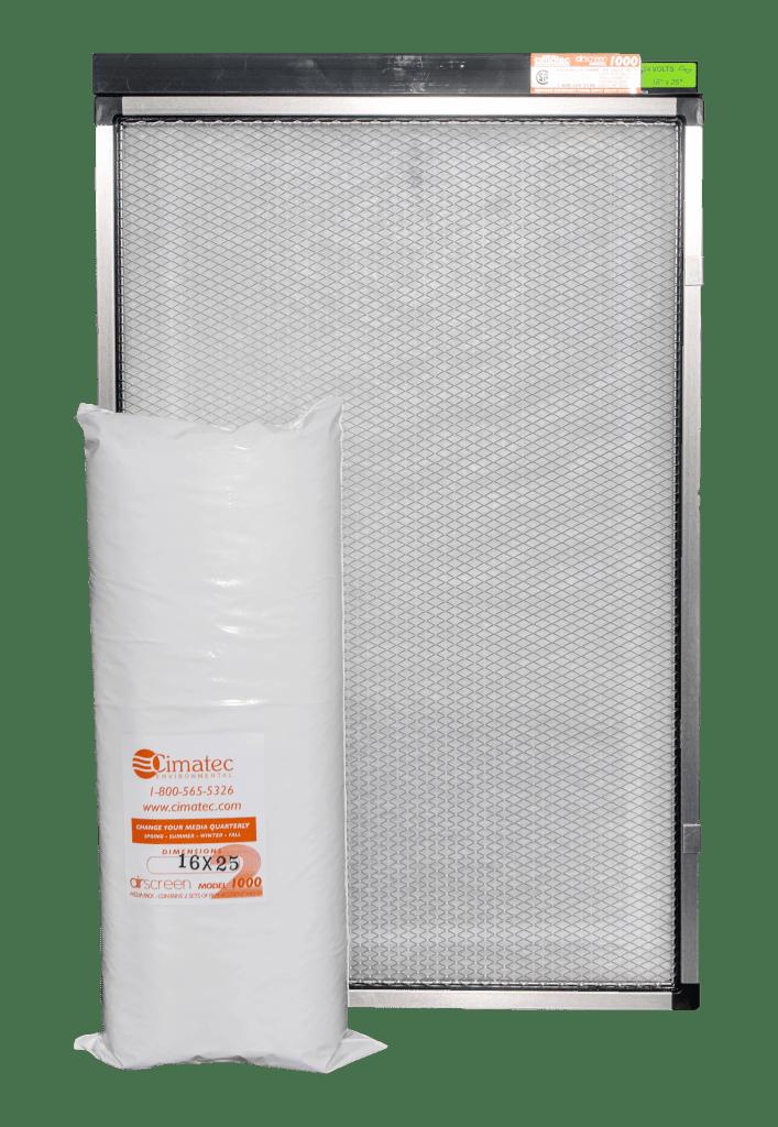 Cimatec AirScreen 1000 | No Background